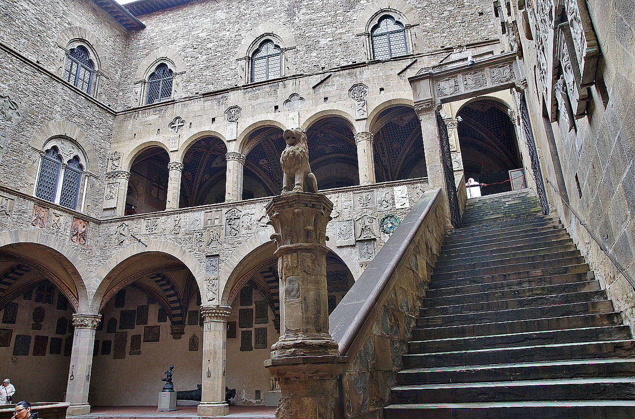 Guided Tour: National Museum of Bargello
